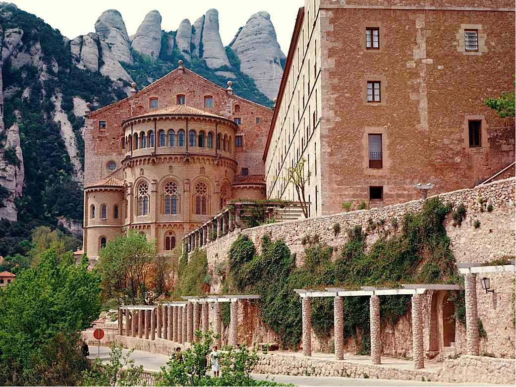 Montserrat-Barcelona モンセラット バルセロナ